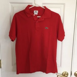 Men's Lacoste Polo Shirt
